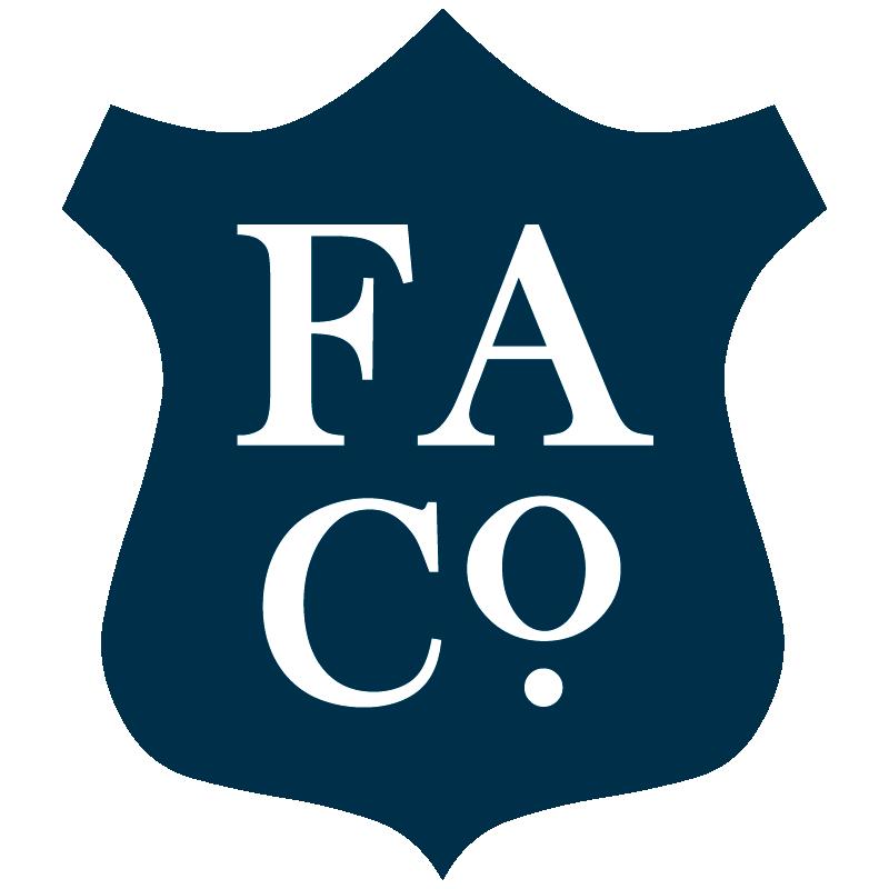 Frank Allart Favicon blauw